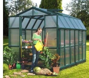 eco greenhouse picture
