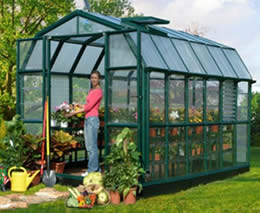eco grand gardener clear greenhouse